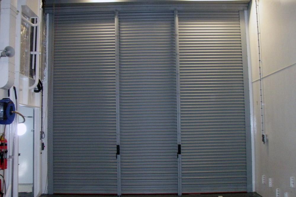 Marine Roller Shutter Doors & Marine Roller Shutters Doors | Parosha Innovators